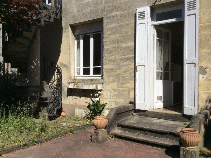 Bordeaux Barrière Judaïque – Très belle maison bourgeoise..