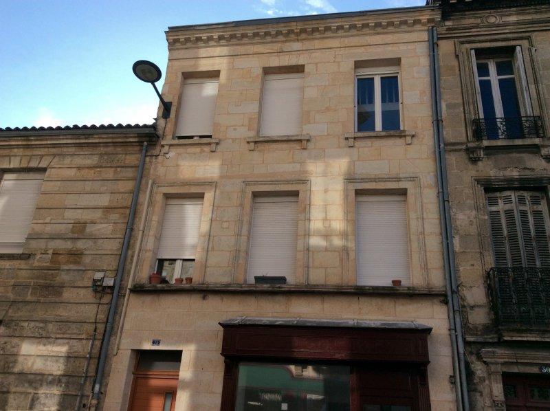 Bordeaux – Jardin Public : Immeuble Idéal Investisseurs