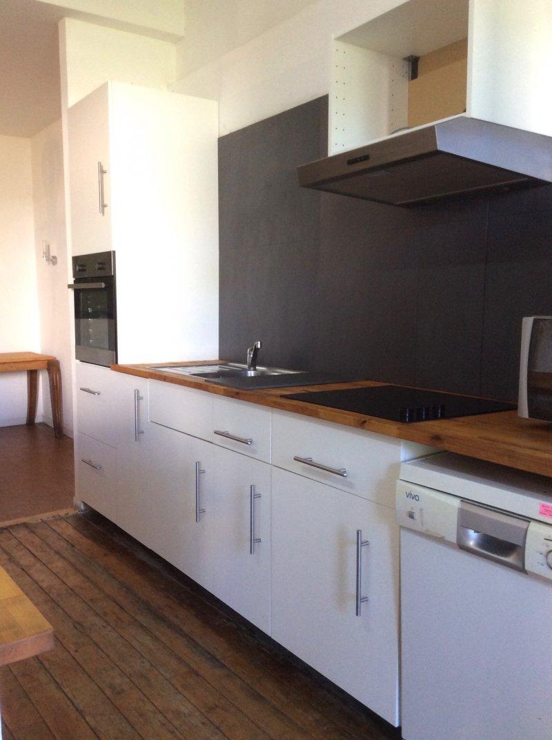 Bordeaux Nansouty – Appartement T3 – Rez-de-jardin