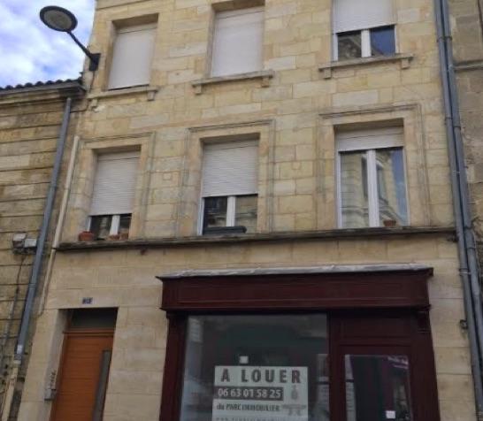 Bordeaux – Jardin Public : Immeuble Idéal Investisseur
