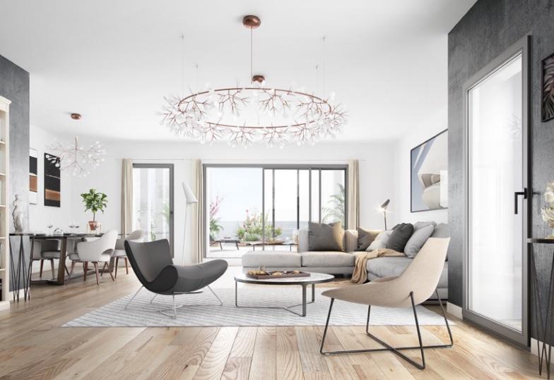 Bordeaux Métropole Le Bouscat – Magnifique T2 de 52 m2