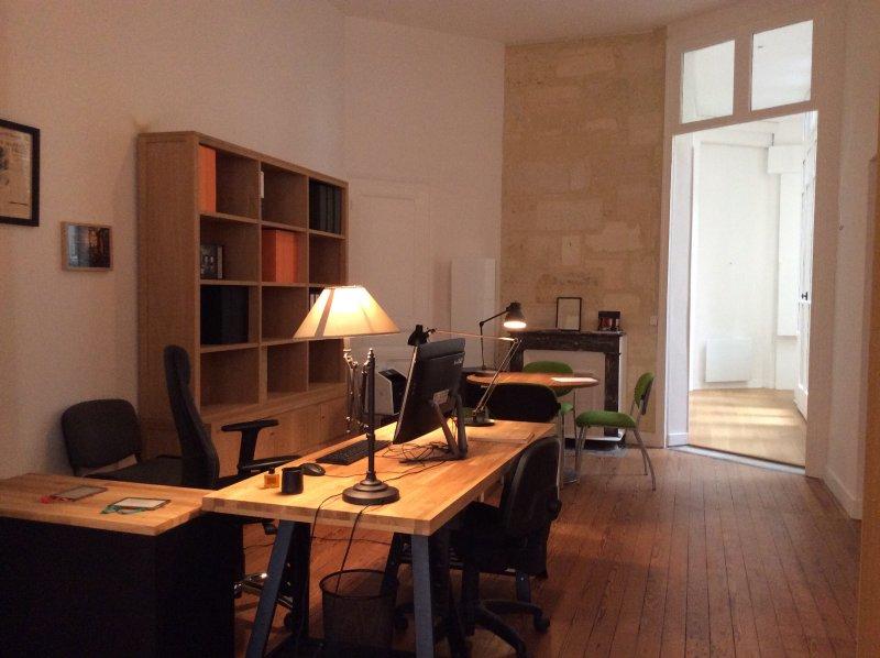 Bordeaux – Triangle d'Or – Magnifiques bureaux