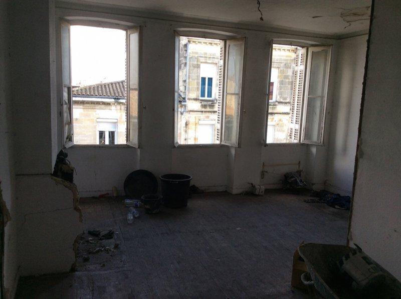 Bordeaux – Victoire – Appartement de 77 m2 en duplex à rénover