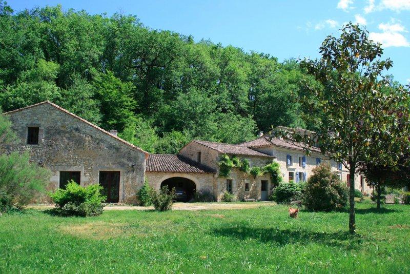 Propriété de Charme – Nichée au cœur de l'Entre deux Mers à 40min de Bordeaux .