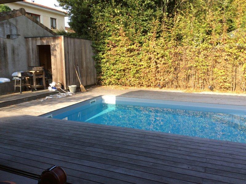 Bordeaux Caudéran – Magnifique maison 180 m2 avec piscine