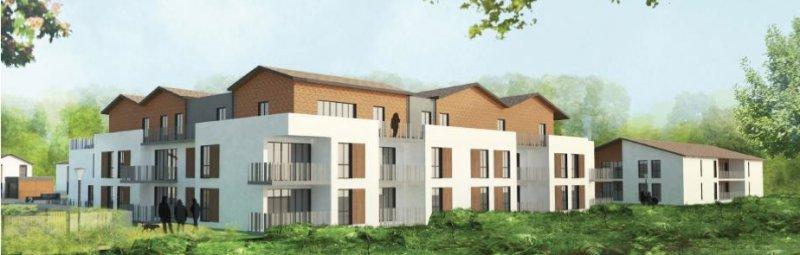 Gradignan – Domaine de Castéra – Appartement T2 – 44 m2 – Idéalement situé